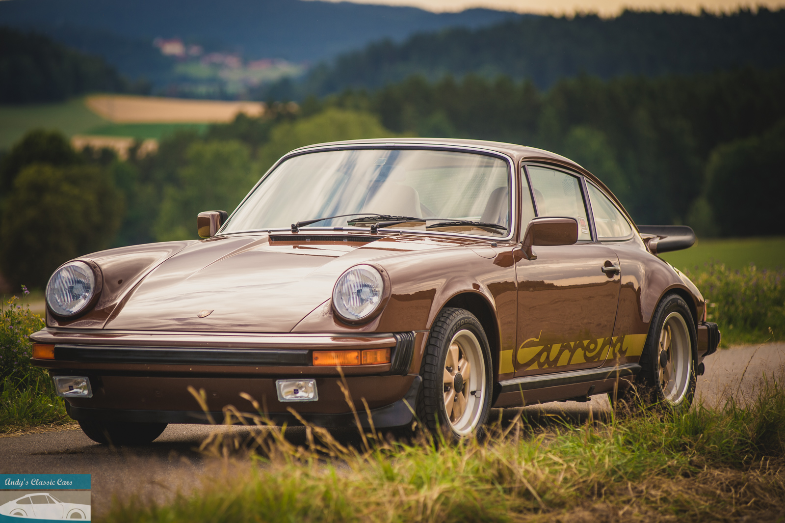 Porsche US-Carrera Coupe